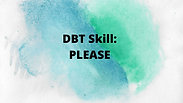 "Elizabeth Whittle on ""DBT Please"""
