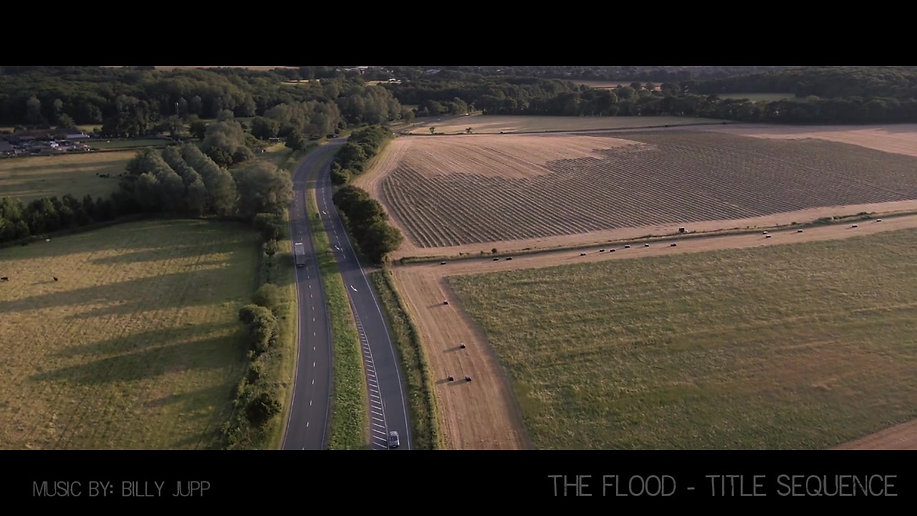 The Flood - Title Sequence _ Showreel 2018
