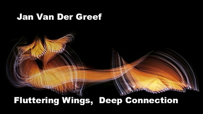Jan Van Der Greef - Fluttering Wings Deep Connection