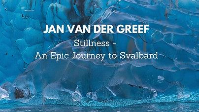 Jan Van Der Greef - STILLNESS