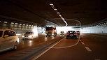Tunnel Ausfahrt