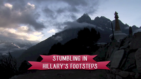 Stumbling In Hillary's Footsteps