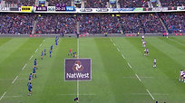Nescafe Scotland v France Six Nations