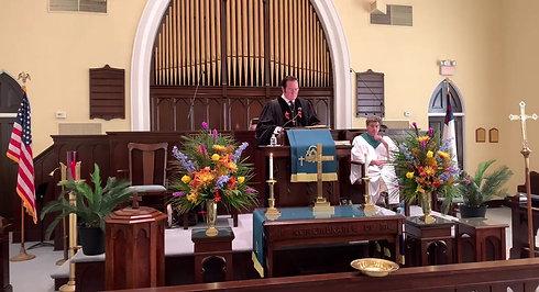 10-25-20 Sunday Service