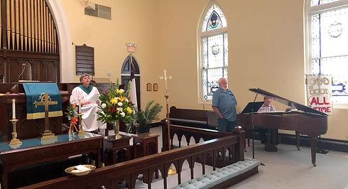 Asbury-St. James United Methodist Church | Charleston, SC | Live Stream