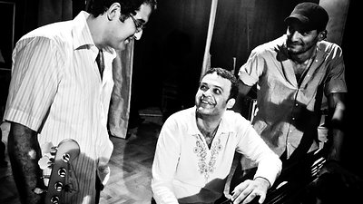 Amro Salah Trio