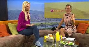 Puls 4 Frühstücksfernsehen Beate Rothmund