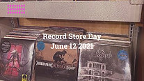 Record Store Day June 12 2021