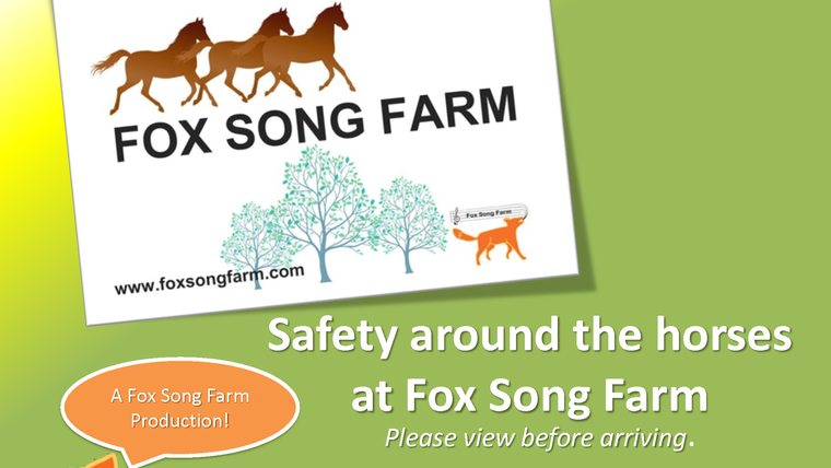 Kindle Health at Fox Song Farm