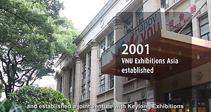 About VNU Exhibitions Asia
