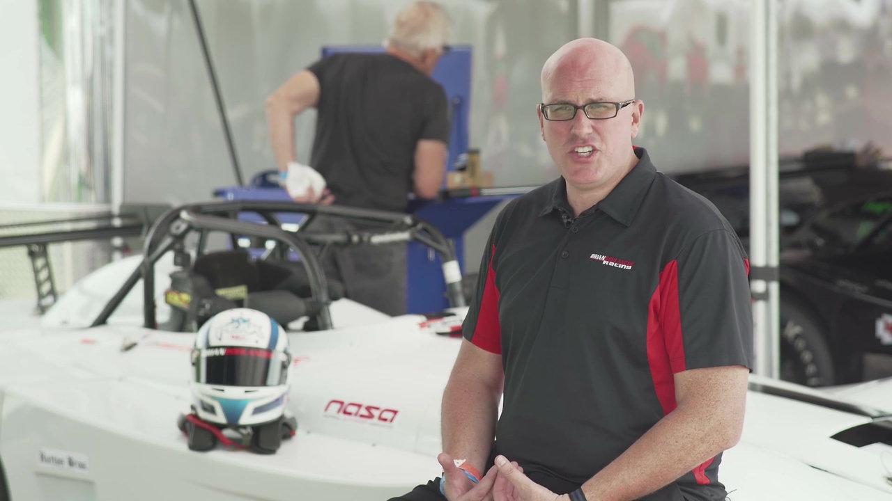 Brian Explains Thunder Roadster Racing