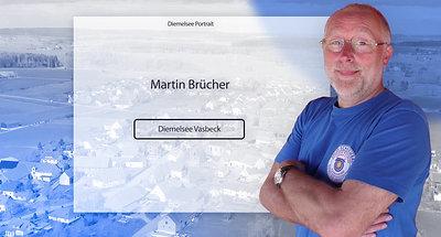 """Diemelsee Portrait 2 """"Martin Brücher"""""""