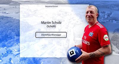 """Diemelsee Portrait 3  """"Martin Scholz"""""""