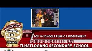 Top 10 Schools Award 2020