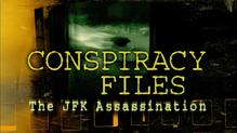 Conspiracy Files_ JFK Assassination- Series theme music  (History Ch.)