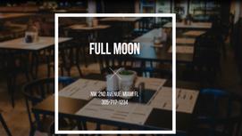 Restaurant Sample #1