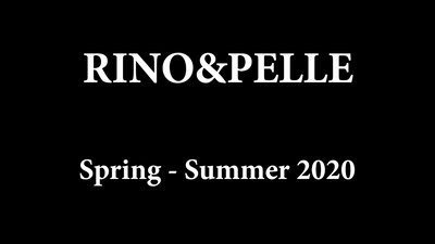 Rino&Pelle Spring - Summer 2020