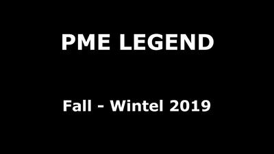 PME Legend Fall - Winter 2019