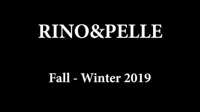Rino&Pelle Fall - Winter 2019