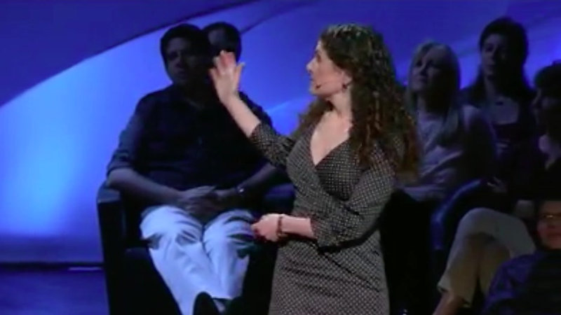 Felisa Wolfe-Simon: TED Talk