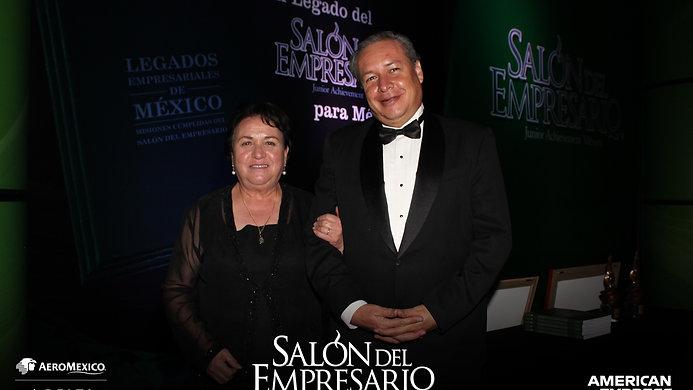 """Concepción E. Madrid y Reina de """"La Zarza"""" - Galardonado Salón del Empresario"""
