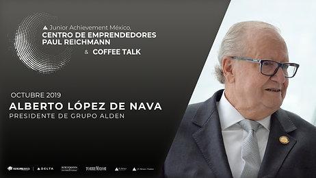 Alberto López de Nava | Presidente Grupo ALDEN