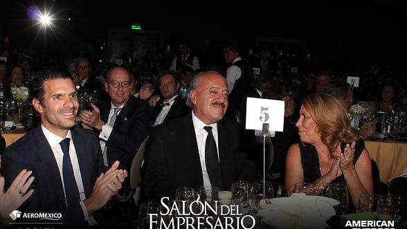 Carlos Seoane Castro - Galardonado 2018 Salón del Empresario