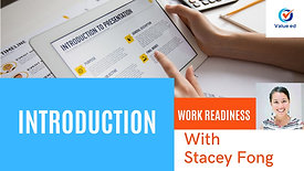Work Readiness - Introduction