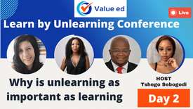 Learn by Unlearning Day 2