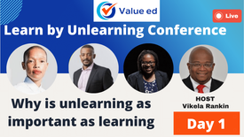 Learn by Unlearning Day 1