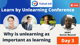 Learn by Unlearning Day 3