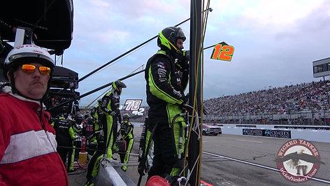 NASCAR Pit Stop & the Gasman
