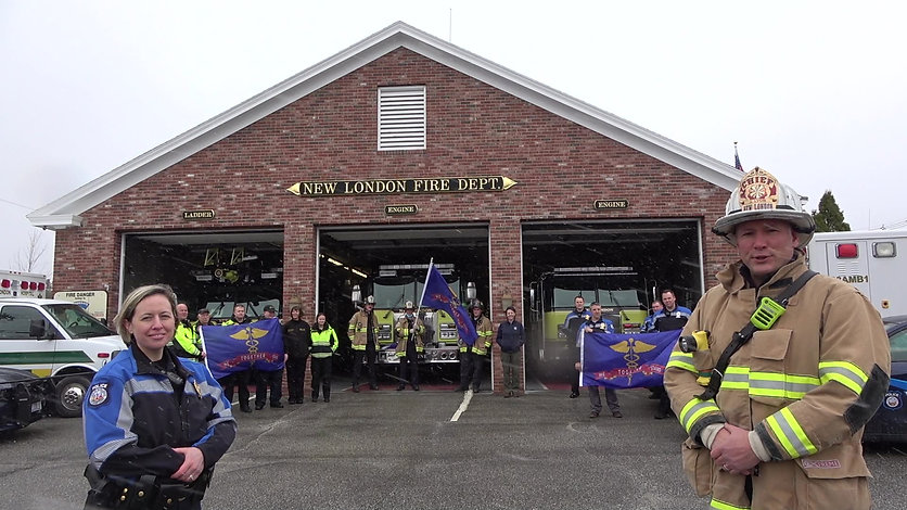 Together We Stand First Responders New London Nh