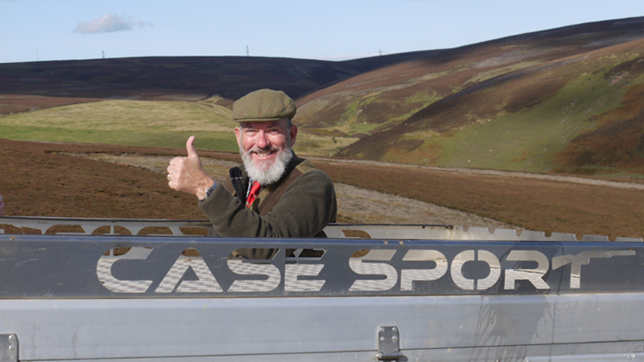 Driven Grouse Shooting at Legerwood