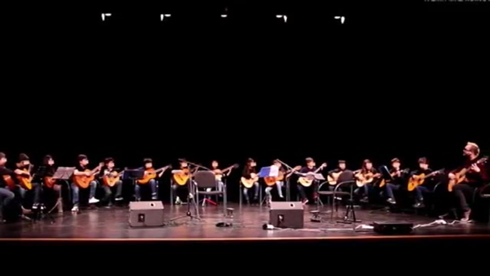 Panos Gourgiotis __ Online Guitar and Music Theory Lessons