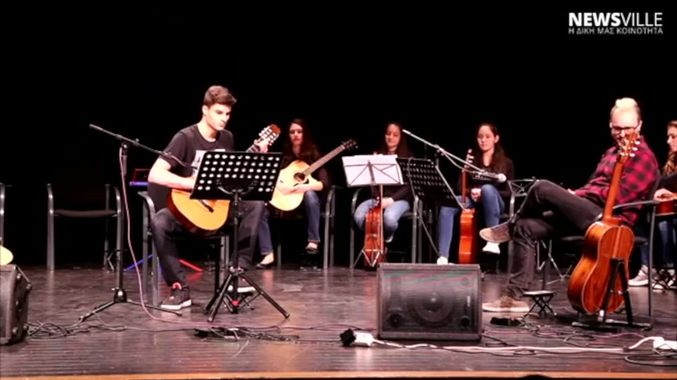 highlights students' concert