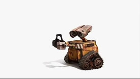 WALL-E Treasures and Trinkets  Pixar