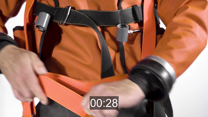 The ultimate harness