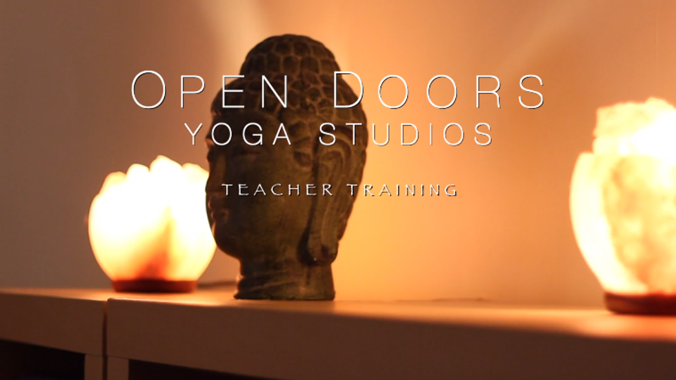 Open Doors Yoga Teacher Training
