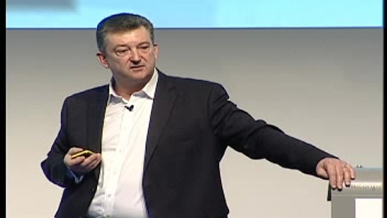 David Smith Keynote for Terex Mannerheim Germany 2011