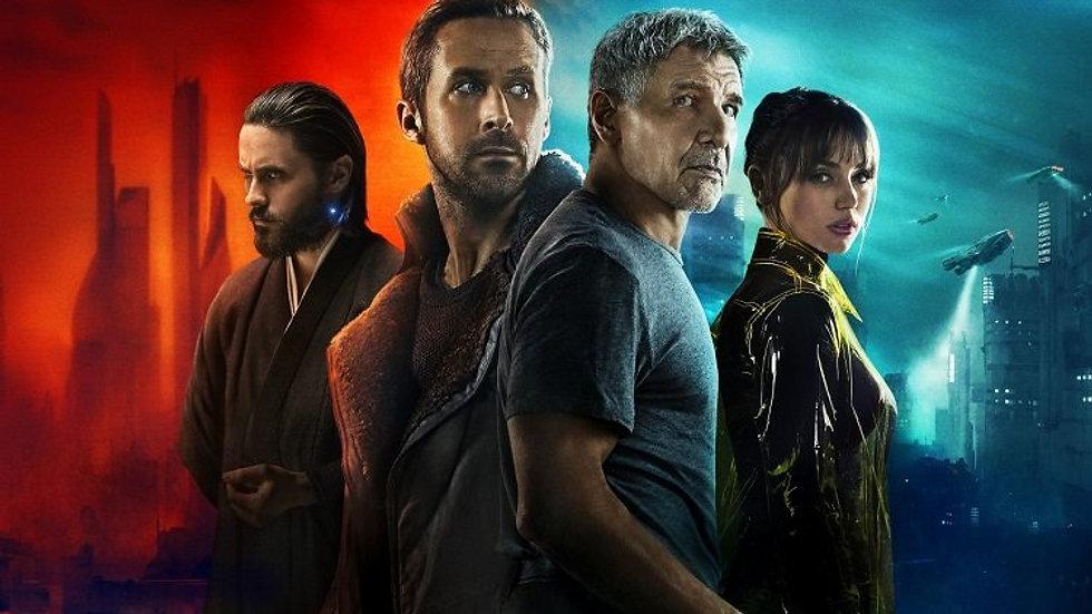 Blade Runner 2049 - The Cyberpunk Aesthetic
