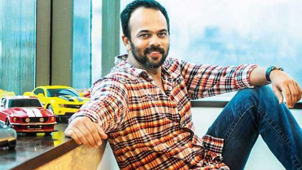 Rohit Shetty: The Epitome of Entertainment