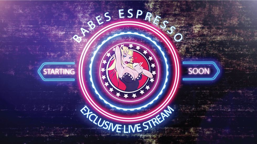 Exclusive Live Stream