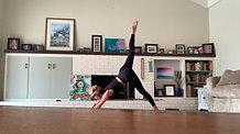 Yoga Class Friday 8/7