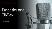 Managing your mental health on TikTok