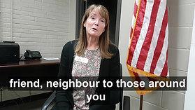 Julie's advice to everyone