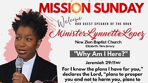 05.31.2021 Calvary Baptist Church Worship Service