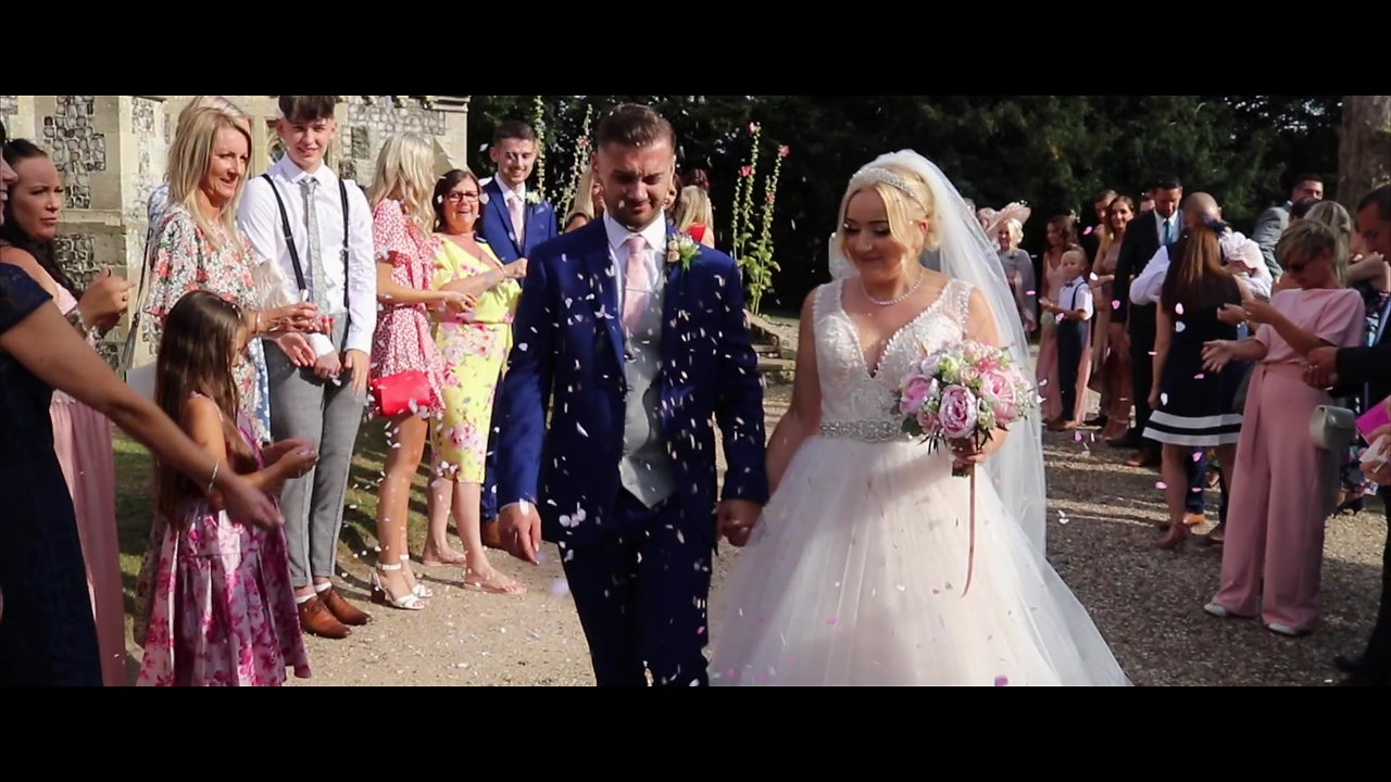 Ashleigh and Jordan Wedding Showreel