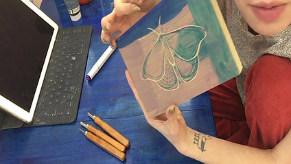 Relief Printing with Niki Parker