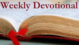 Devotional 4-28-21
